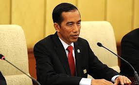 Image of Indonesian president