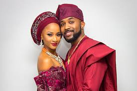 Picture of Banky W and Adesua