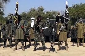Picture of Boko Haram insurgents