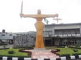 Nigerian court emblem