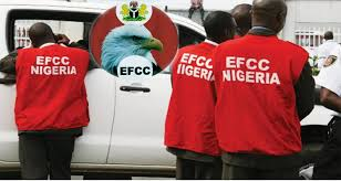 Breaking-EFCC arrest Rochas Okorocha and wife,Nkechi