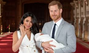 Image of Duke and Duchess of Sussex