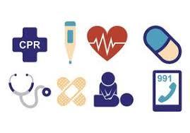 Healthcare emblem