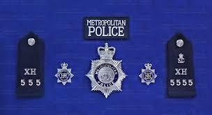 London Metropolitan Police emblem