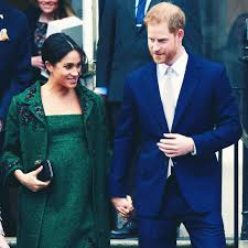Image of Prince Harry and Meghan Markle