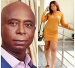 Image of Regina Daniel and Ned Nwoko