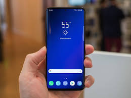 Image of a Samsung 5G Phone