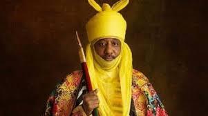 Image of Emir of Kano, Sanusi