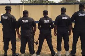 Image of SARS men