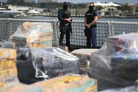 Image of cocaine worth $1 billion seized in Philadelphia