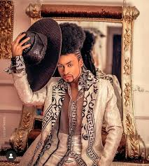 Image of Denrele Edun as he turns 34.