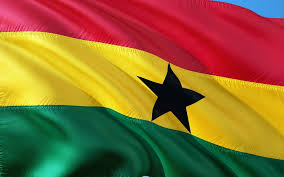 Ghana national flag