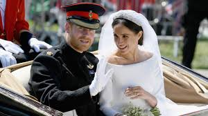 Private pictures of Prince Harry and Meghan Markle's wedding have been leaked on Twitter, after official photographer's computer ishacked