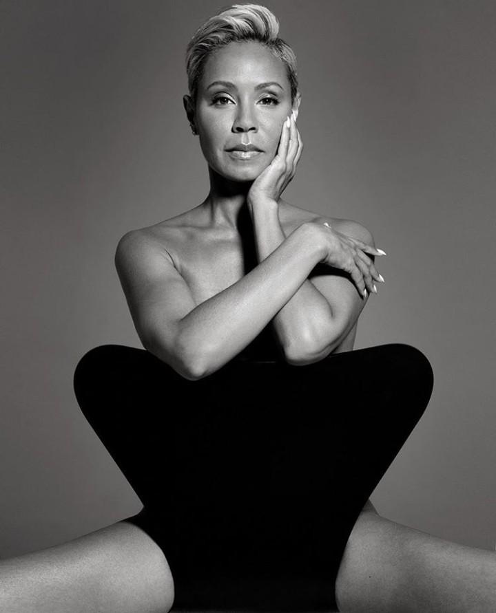 Nude picture of Jada Pinkett