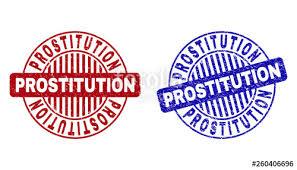 Prostitution emblem