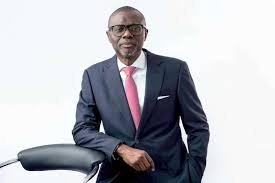 Image of Governor, Sanwo-Olu.
