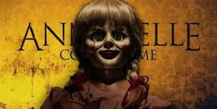"Image of ""Annabelle Comes Home''"