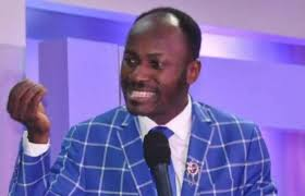 Image of Apostle Suleman
