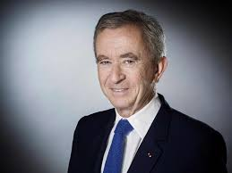 Bernard Arnault, now second richest man according to Bloomberg Billionaire Index