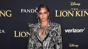 Beyonce, Lion King album.