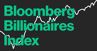 Bloomberg Billionaires Index Emblem