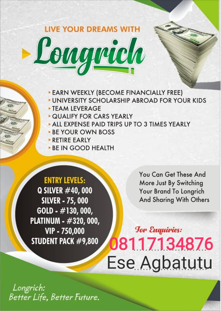 Image banner for Longrich Bioscience International