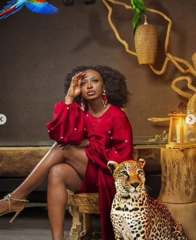 Kate Henshaw releases new stunning photos as she turns 48.