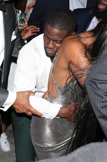 Kevin Hart gets drunk at birthday party.