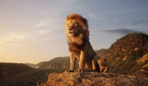 Lion King movie grosses over one billion dollars