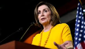 US speaker, Nancy Pelosi arrives Ghana to mark 400th anniversary of first enslaved Africans landing in America