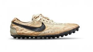 Nike rarest sneaker 'moon shoe' sold