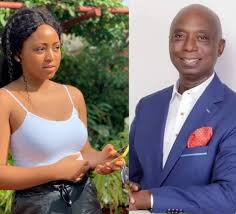 Regina Daniels and Ned Nwoko