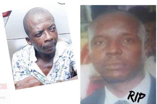 Yahoo lawyer, Barrister Emmanuel Agundu, killed.