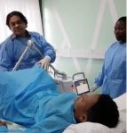 Zodwa Wabantu undegoes virginal tightening surgery.