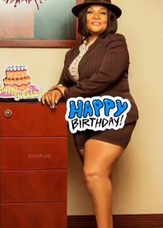 Ngozi Nwosu celebrates her 56th birthday.