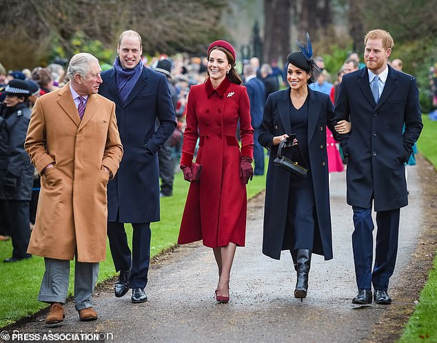 Prince William and Kate Middleton's birthday wishes to Meghan as she turns 38