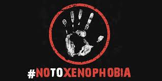 Xenophobia Emblem