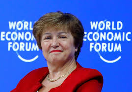 Kristalina Georgieva is now the new head of IMF