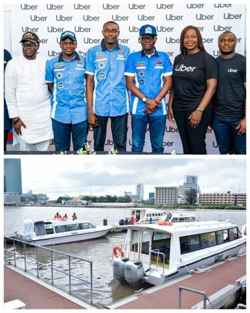 Uber launches its pilot phase of boat service in Nigeria