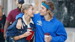 Justin Bieber and wife, Hailey Baldwin