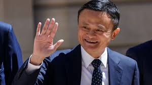 Jack Ma, Alibaba founder and China's richest man.